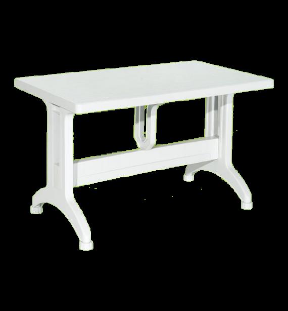 Sabit Ayaklı 70x120 Plastik Masa