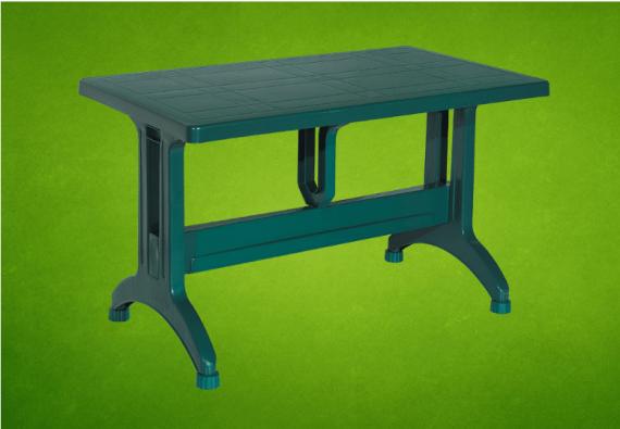 Sabit Ayaklı 80x140 Plastik Masa